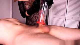 Hot Bondage Session with a Kinky Dominatrix