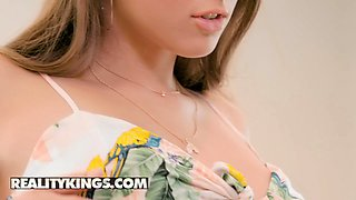 Reality Kings - RK Prime - Gia Derza Jake Adams - Cfnm Panty Fucker-