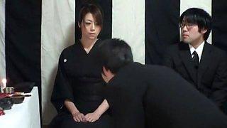 Horny Japanese model Maki Hojo in Exotic Compilation, Voyeur JAV movie