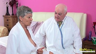 Clinic treating their patients with pleasure producing sex machines