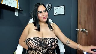 Angeles blue 02sep19 stuning big tits bbw webcam