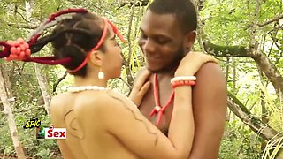 Sex with an african goddess (new movie trailer)