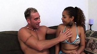Exquisite maiden Michaela Soto gets body licked