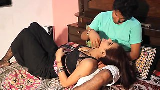 Hot Indian Romance Couple