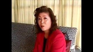 Asian granny 4