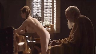Full Frontal Nudity From TV Shows Compilation