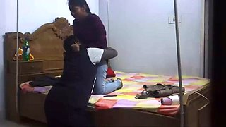 Indian desi virgin school girl sex with tuition teacher