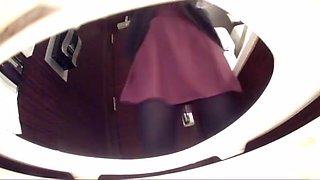 Japan Hidden Camera Girl Toilet Voyeur (119)
