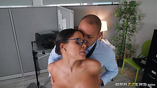 big black cock for a bitchy boss