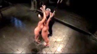Two Woman In Bdsm bdsm bondage slave femdom domination
