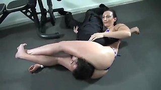 Excellent sex scene Wrestling will enslaves your mind