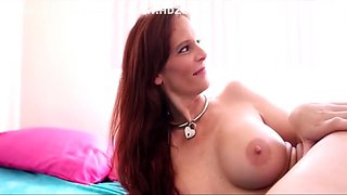 Son Has Fun With His Mother and Ends With an Anal Creampie -Syren Demer and Conor Coxx 720p