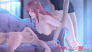 Video games 3d hentai shy bitches collection of excellent scenes