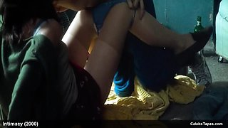 Kerry fox &amp rebecca palmer frontal nude &amp explicit sex scene