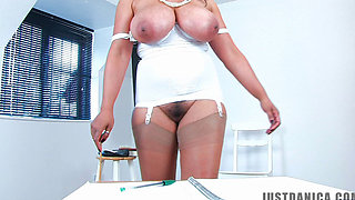JustDanica Collins 0187 school mistress