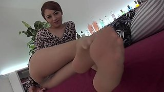 Amazing xxx clip Feet incredible
