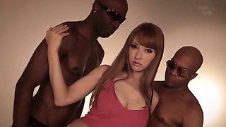 Amazing Japanese slut Tia Bejean in Crazy JAV censored Swallow, Big Tits clip