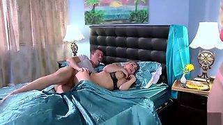 Cougar porn video featuring Alli Rae, Jessy Jones and Devon