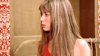 French Classic -- Jane Birkin & Romy Schneider Nude