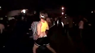 Drunk girl gets fucked by a stranger during a party - part 3