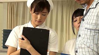 Japanese Nurse Condom Check Conferrence