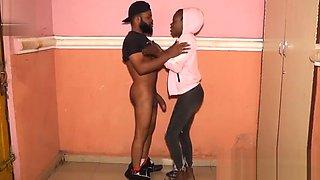 Nigerian African Wardrobe Sex (Proudly Naija)