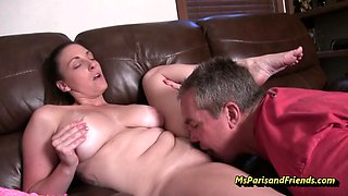 Daddydaughter taboo tales