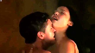 JESSICA ALBA – CLASSIC SEX SCENE FROM THE SLEEPING DICTIONARY