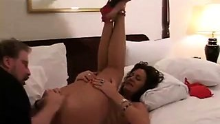 Cuckold cleans up