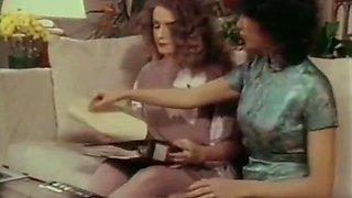 Lesbian Seventies Sluts - Classic X Collection