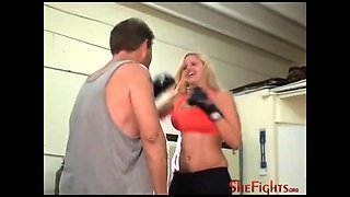 Teased, taunted &amp brutalized cassidy likes to beat