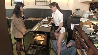 Exotic Japanese chick in Horny HD JAV scene