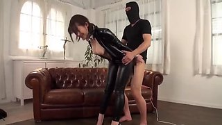 Sisters get forced by masked magic cock part 7