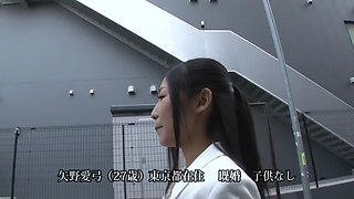 Exotic Japanese model in Incredible Amateur, HD JAV clip