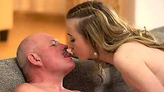 Old couple fucking young swinger Russian Language Power