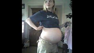 Real Pregnant Teen GFs!