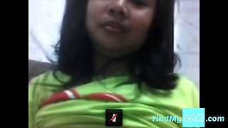 Skype asian boobs filipino webcam