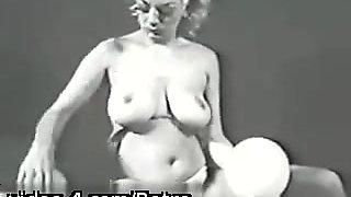 Retro Porn Archive Video: Blondeballoon