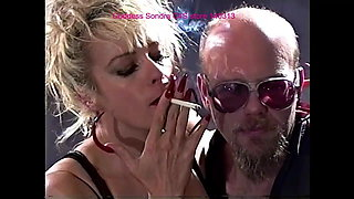 Smoking Kissing Scratching Sadist Bitch preview