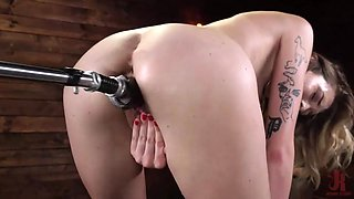 a real orgasm is what charlotte sins needs!