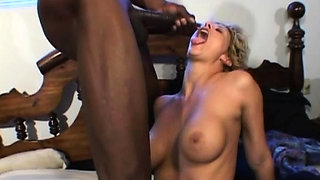 Married Babe Gets BBC Treatment