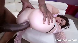 Booty bbc anal 2