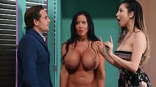 BRAZZERS - Free For All Fuck With a Sex Doll