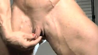 Super Amazon With A Huge Clit