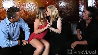The Lee\'s were looking to have some fun at the bar and they
