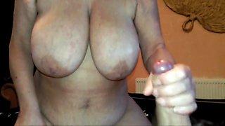 Fabulous adult video Big Nipples fantastic uncut