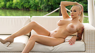 Kayla Green in Afternoon Delight - Anilos