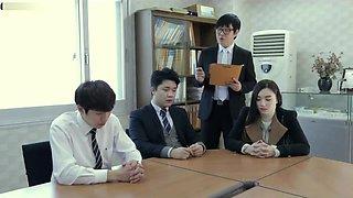 Korean sex at office part 3