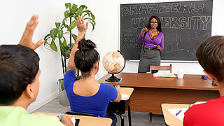 Brazzers Porn School