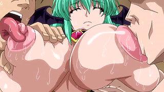 Inyutsu no Yakata - The Animation 01